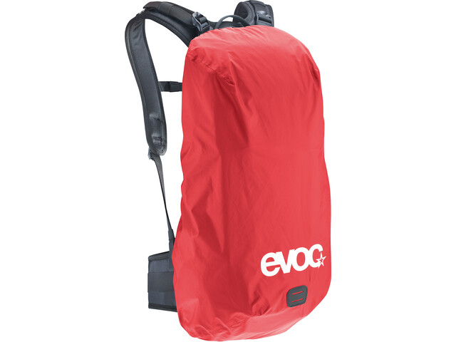 EVOC Raincover Sleeve 10-25l red